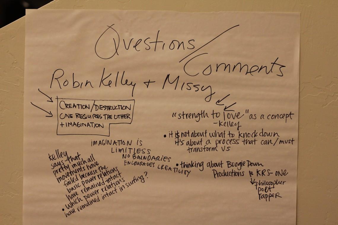 Curriculum Discussion (photo: lisahunter)